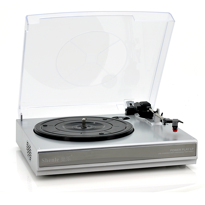 (M) Record Player (M)