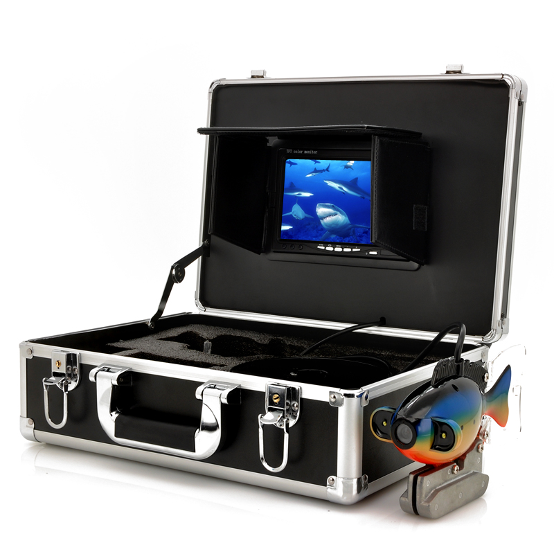 (M) Deep Water Camera Set w/ 7 Inch LCD Screen (M)