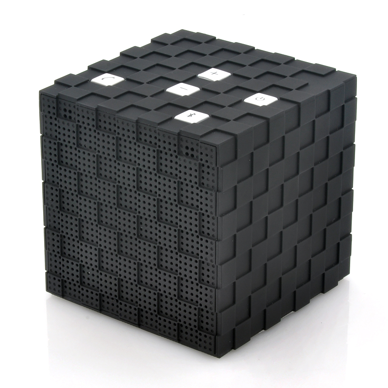 (M) Bluetooth Speaker + Phone Caller - Magic Cube (M)