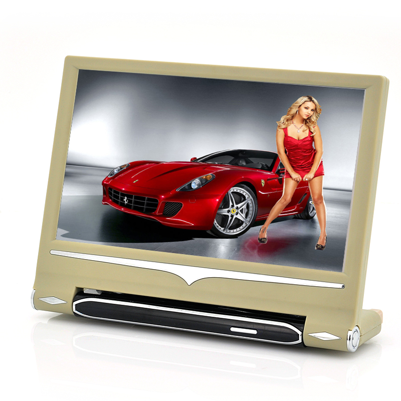 M 9 Inch Headrest Touch Screen Car Monitor