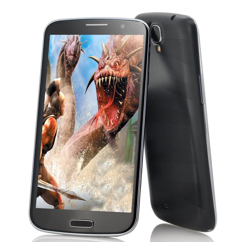 (M) 6.5 Inch Android 4.2 Phone - Titan (B) (M)