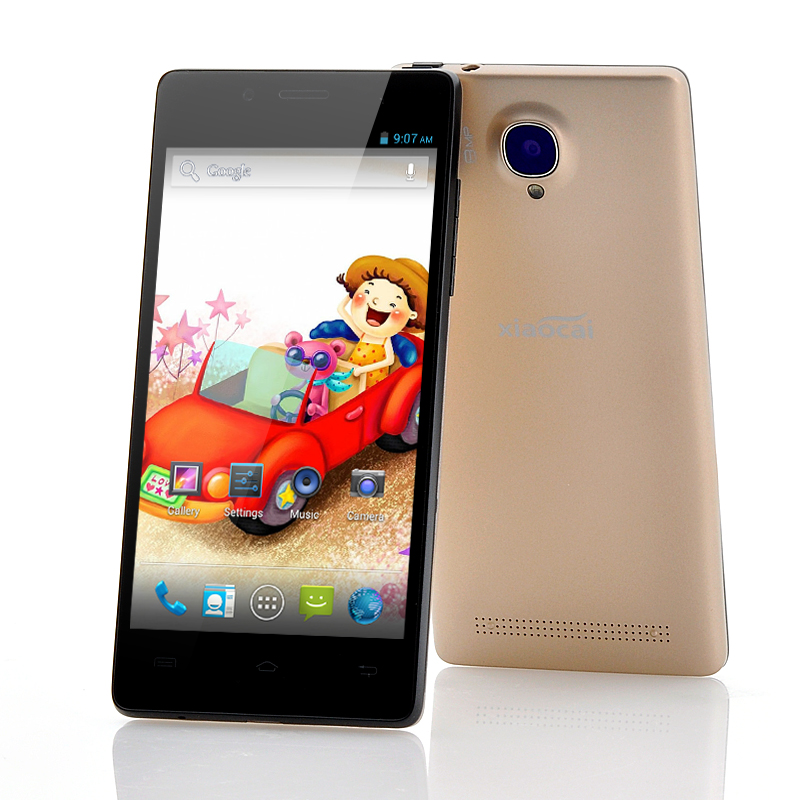 (M) XiaoCai X9S Quad Core Android OGS Phone (G) (M)