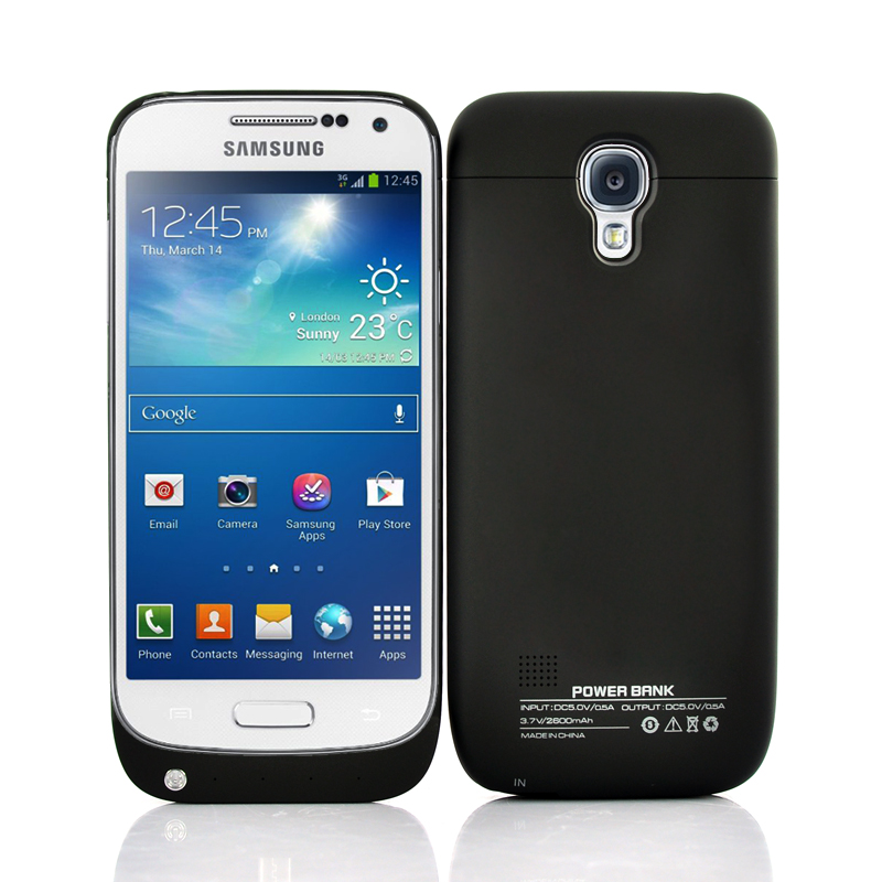 (M) Battery Case for Samsung Galaxy S4 Mini (M)