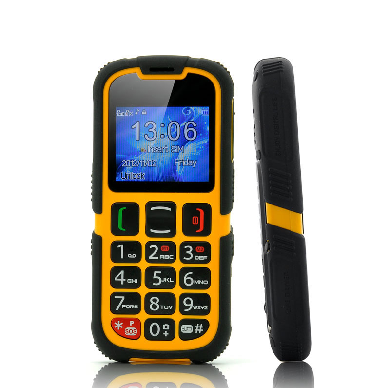 (M) Rugged Senior Citizen Mobile Phone (M)