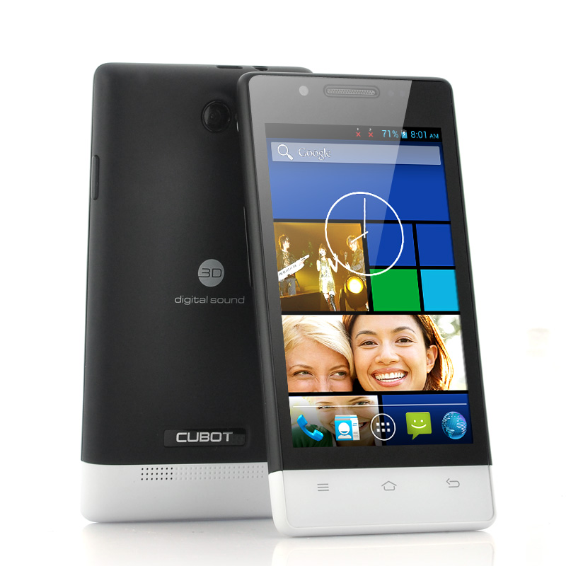 (M) Cubot C9W Android 4.2 Phone (M)