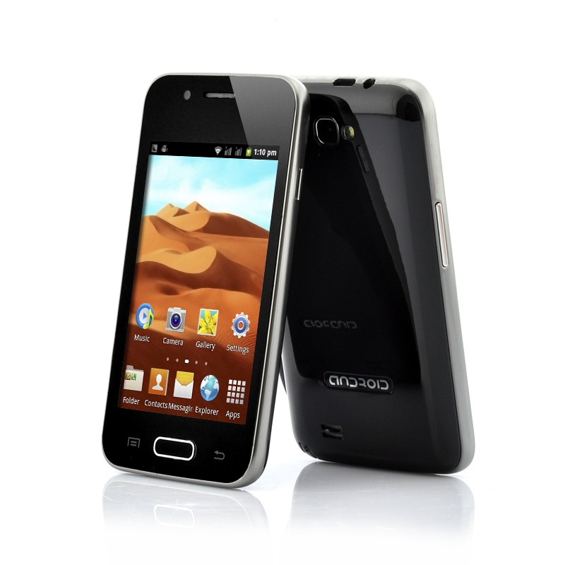 (M) Budget Android Phone - Black Sands (B) (M)
