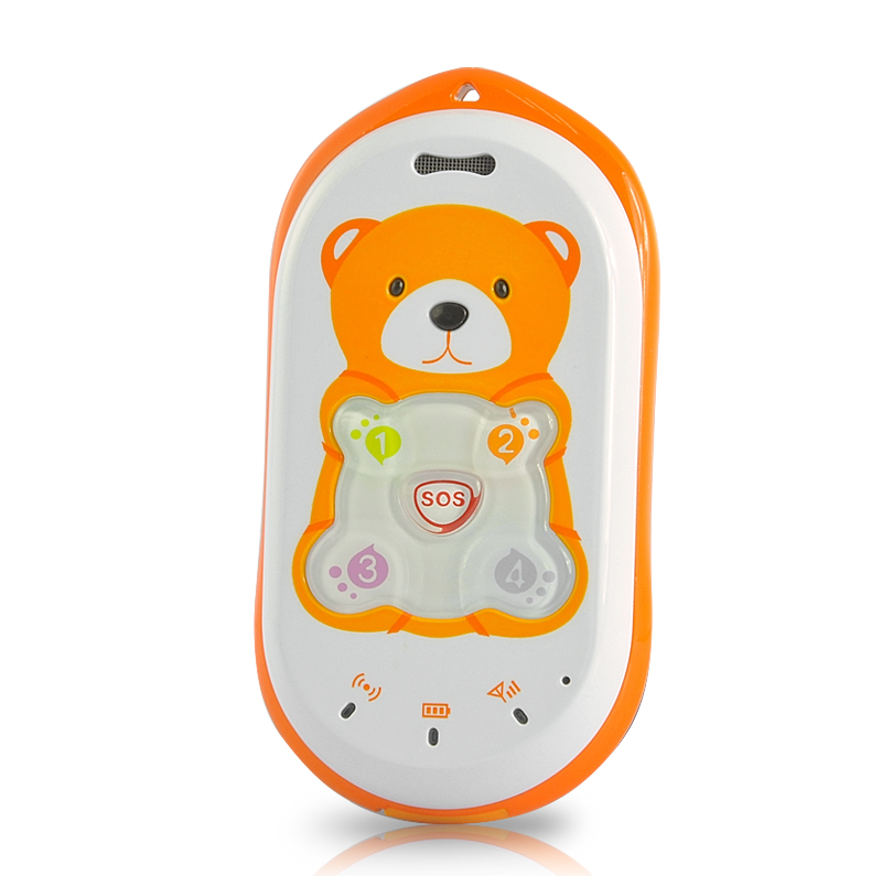 (M) GPS Tracker + Mobile Phone for Kids (M)