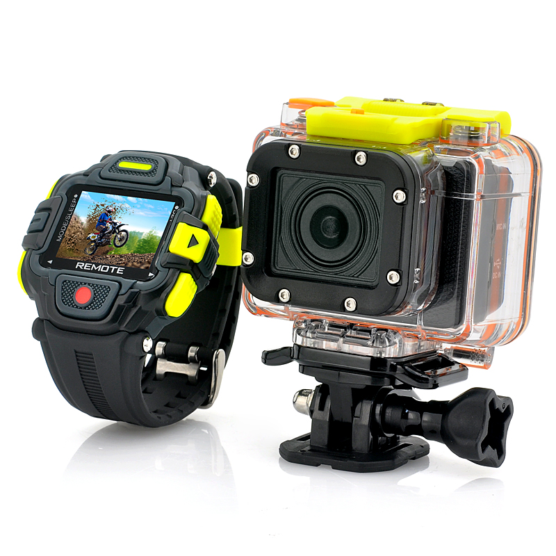 (M) Full HD Action Camera - Eyshot (M)