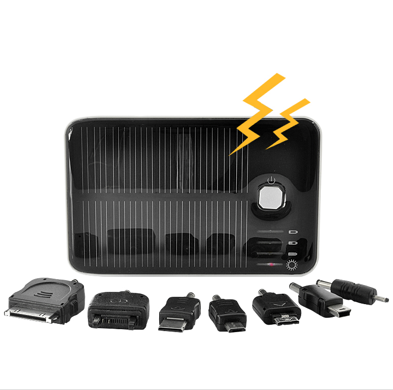 (M) Solar Charger for iPad/iPhone (M)