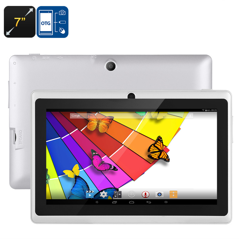 7 Inch Quad Core Tablet