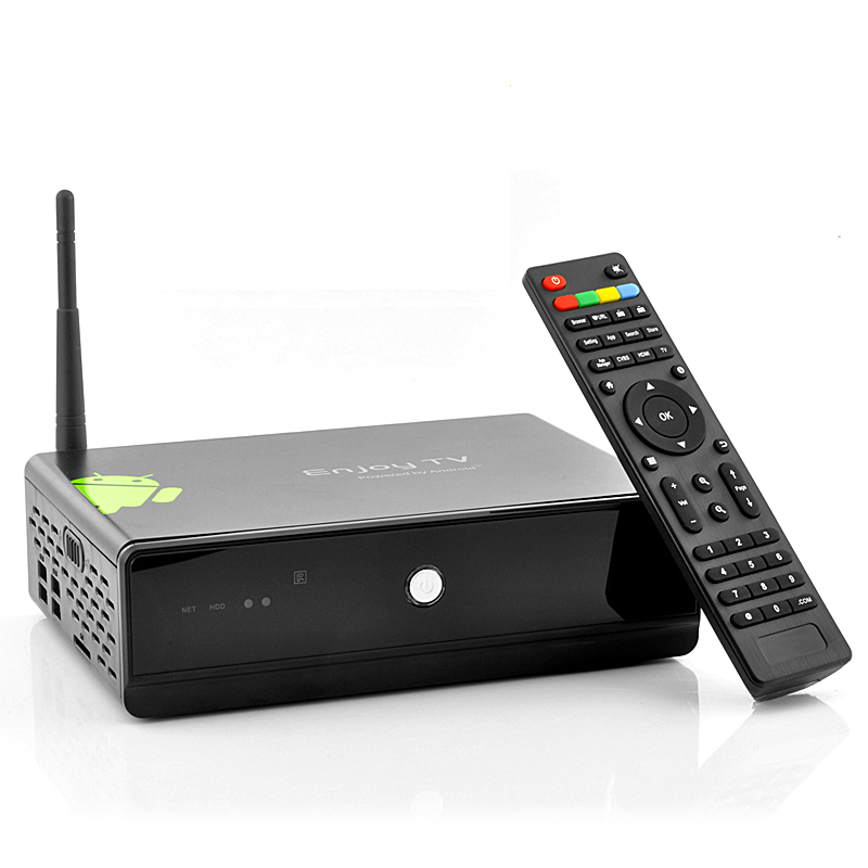(M) Android 4.0 TV + PC Box w/ HDD Bay - EZTV (M)