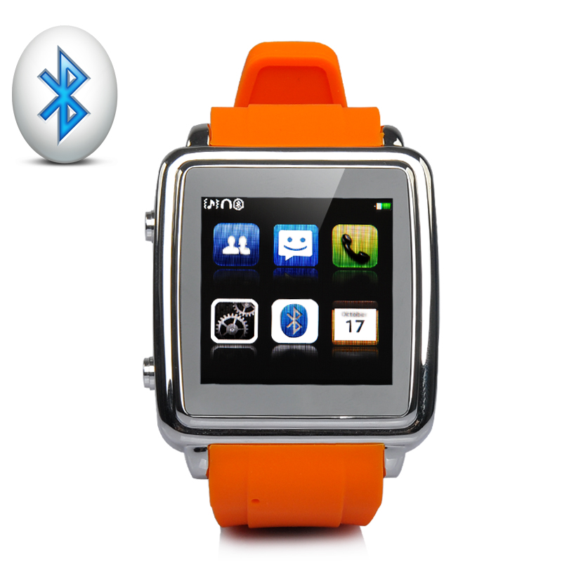 (M) Bluetooth Smartwatch - MiGo (Orange) (M)