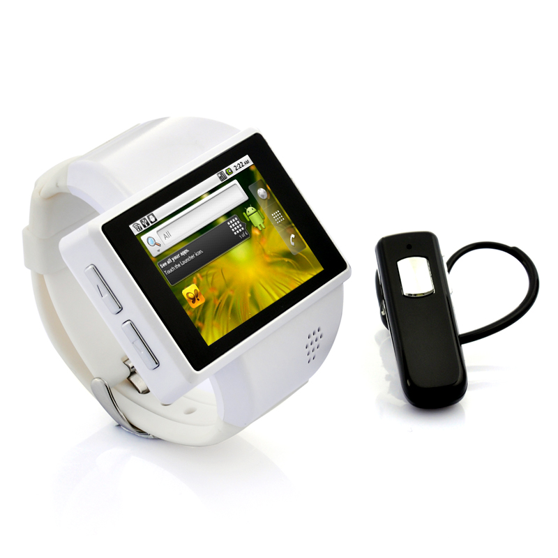 (M) Android Phone Wrist Watch - Rock (W) (M)