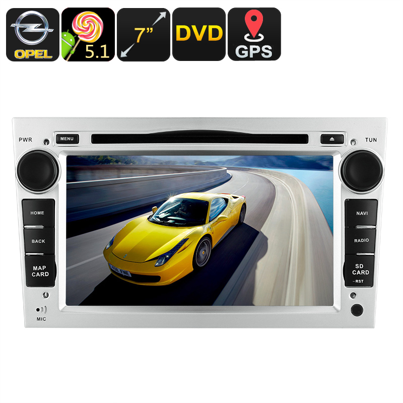 Opel Car DVD Player...
