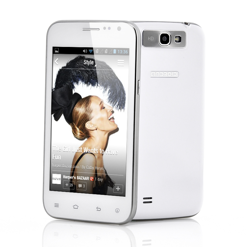 (M) 5 Inch Android Phone w/ Spectrum CPU (W) (M)