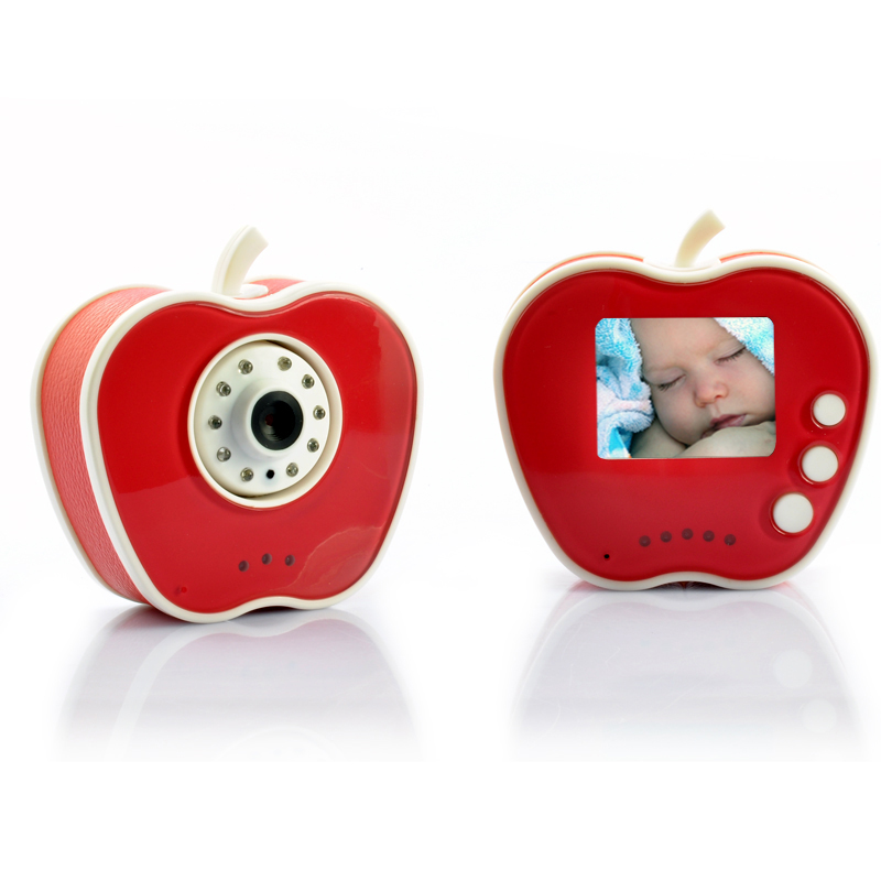 (M) 2.4GHz Wireless Digital Baby Monitor + Camera (M)