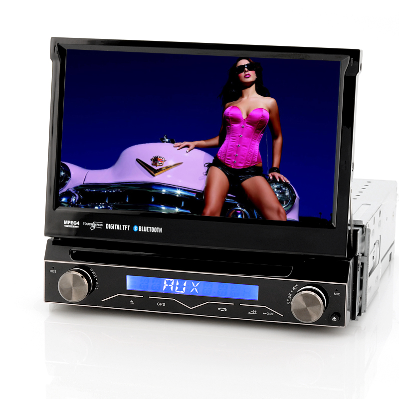 (M) 7 Inch Touch Screen Car DVD Player - Passion (M)