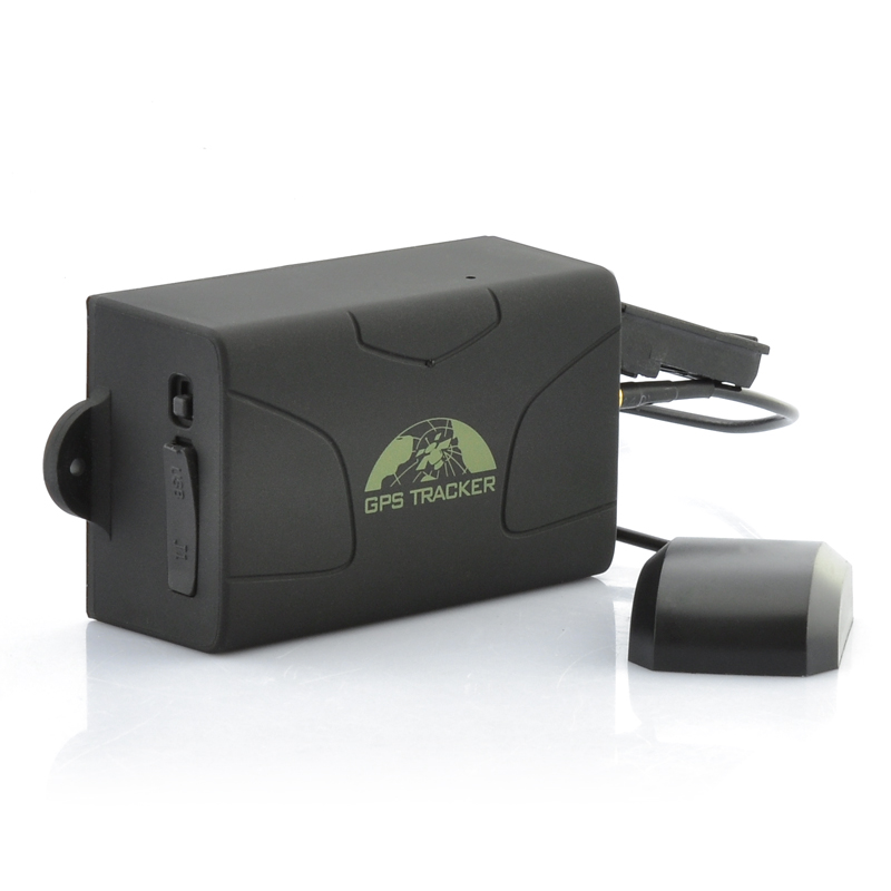 (M) Real-Time Car GPS Tracker  (M)