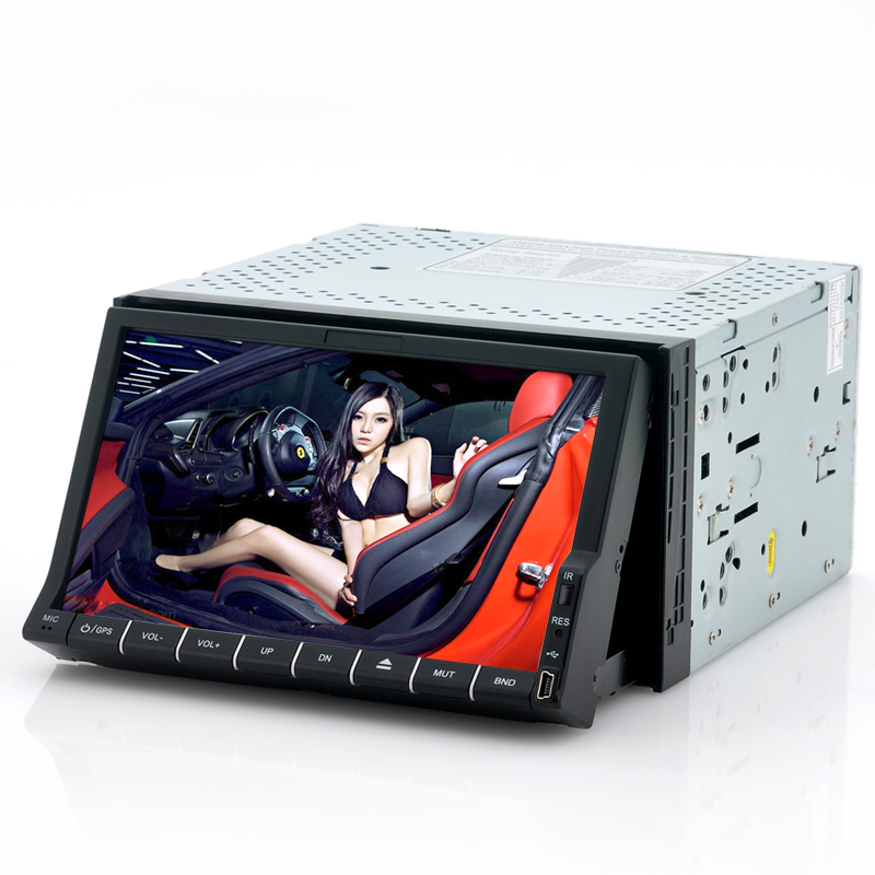 (M) 2 DIN 3G Android Car DVD Player - Road Idol (M)