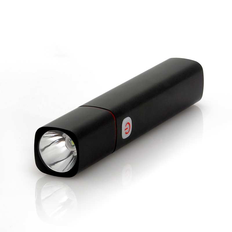 (M) CREE LED Light with Powerbank (M)
