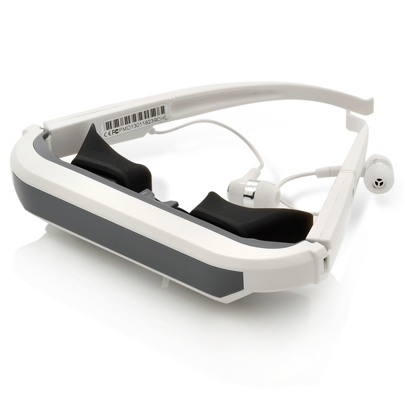 (M) Virtual Screen Video Glasses for iPad+iPhone (M)