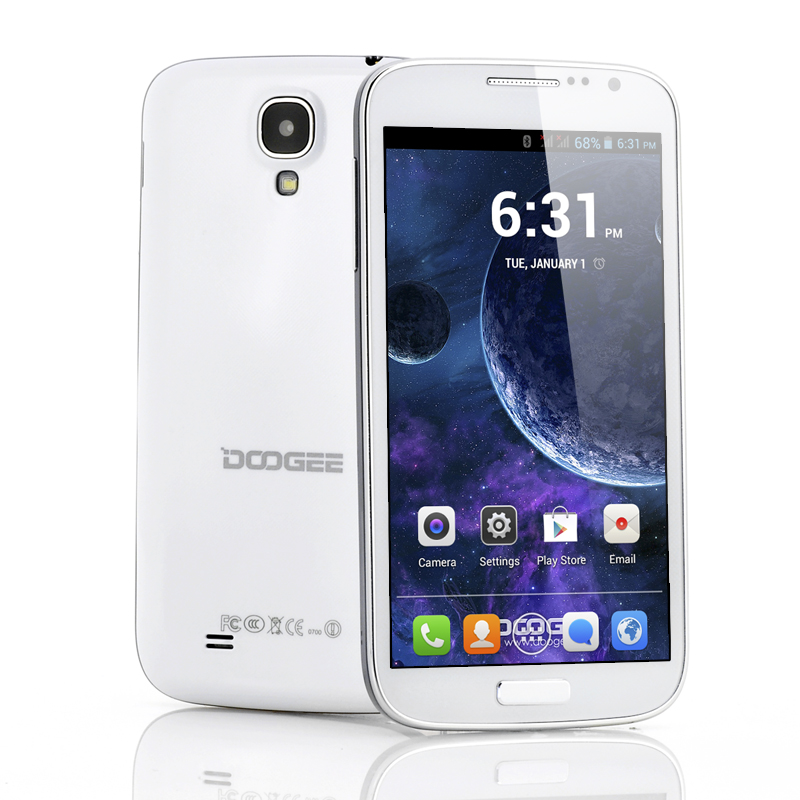 (M) DOOGEE Voyager 5 Inch Android IPS Phone (W) (M)