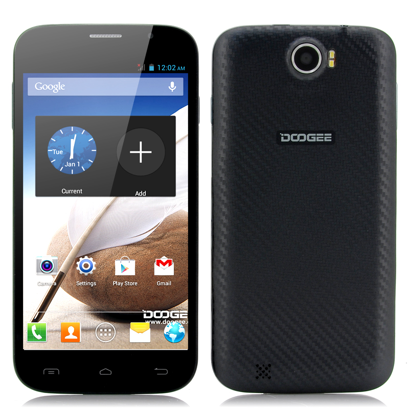 (M) DOOGEE BIGBOY DG600 6 Inch Android Phone (B) (M)