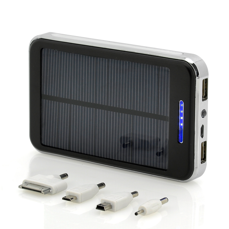 (M) 20,000mAh Solar Power Phone Charger (M)