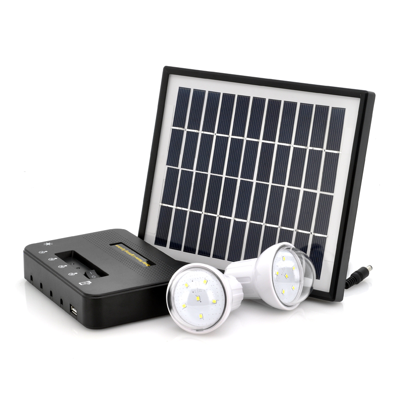 (M) Portable Solar Power Kit (M)