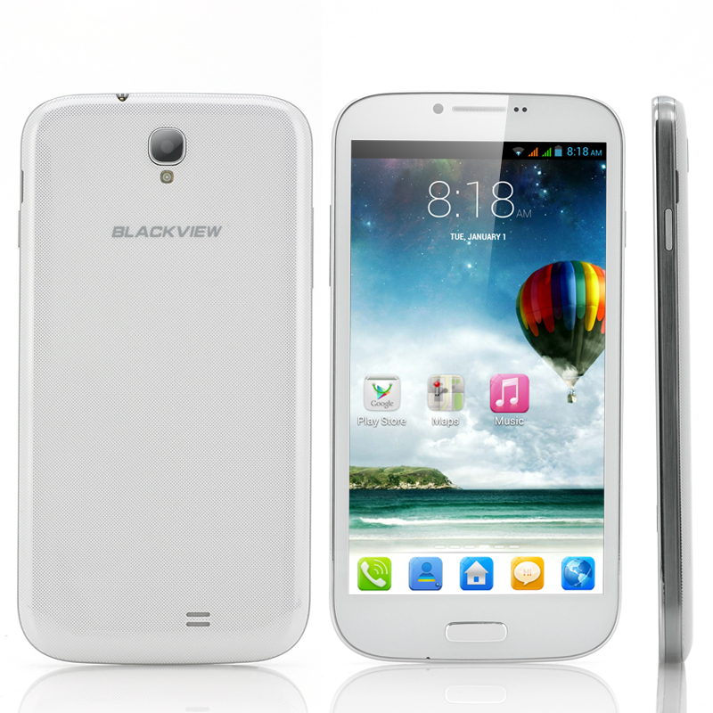 (M) Blackview JK809 6 Inch Android Phone (W) (M)