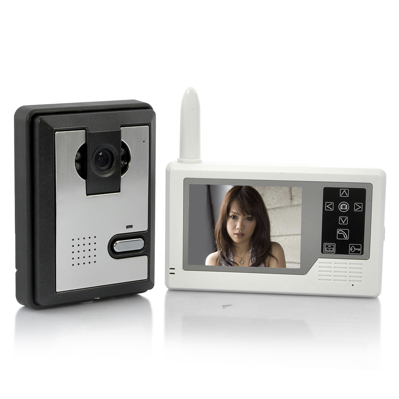 (M) 3.5 TFT Wireless Video Intercom Doorbell (M)