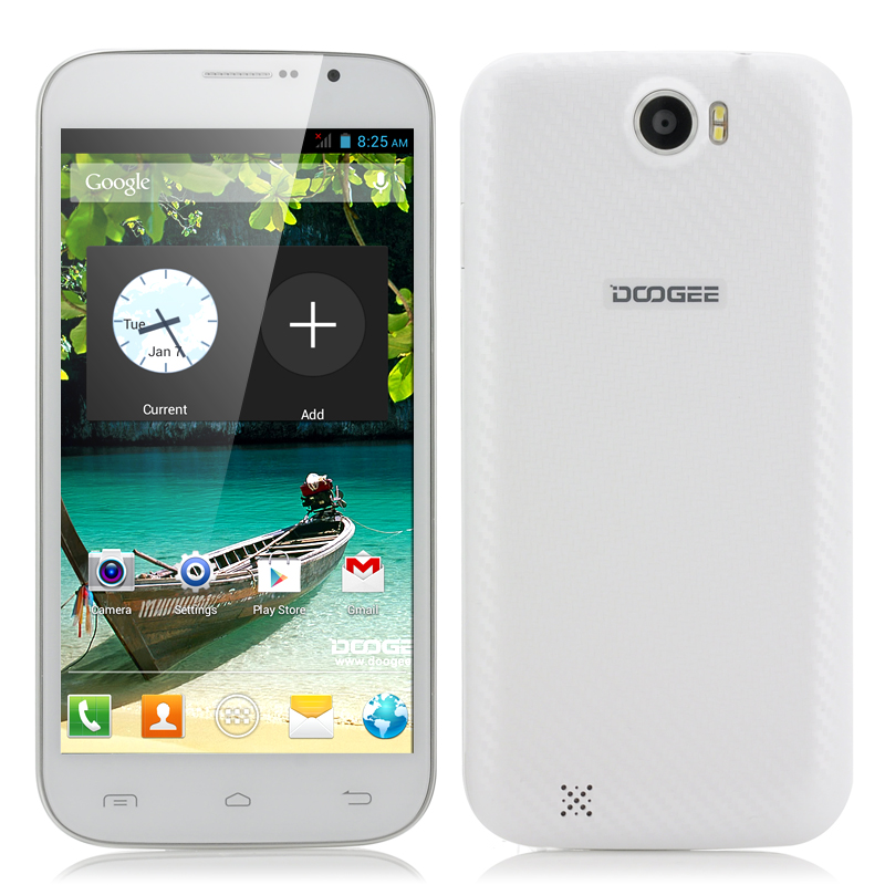 (M) DOOGEE BIGBOY 6 Inch 3G Android Phone (W) (M)