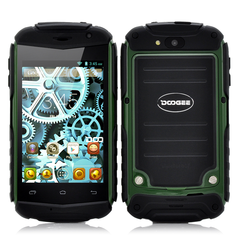 (M) DOOGEE TITANS DG150 Rugged Phone (G) (M)