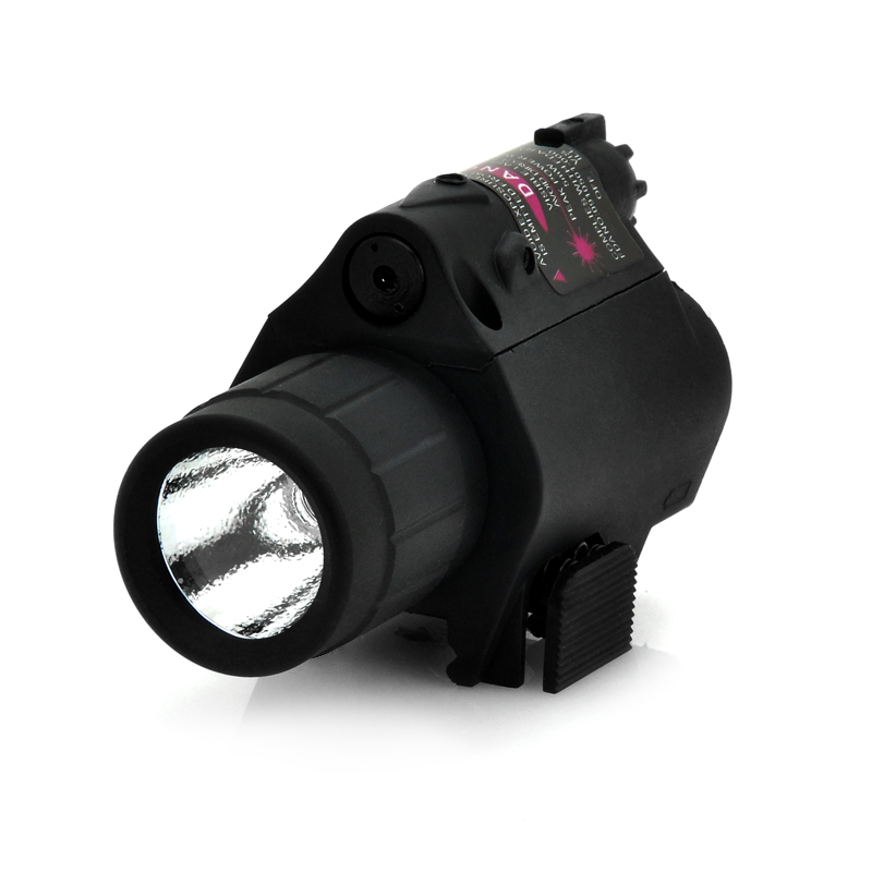 (M) LED Red Laser With Flashlight (M)