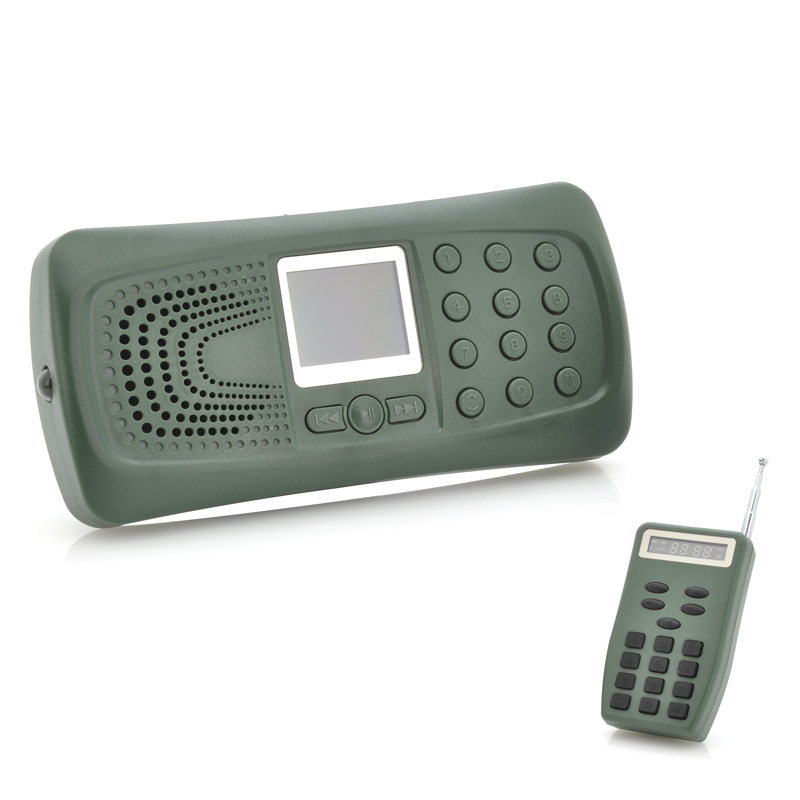(M) Remote MP3 Bird Caller w/ 243MB Memory (M)