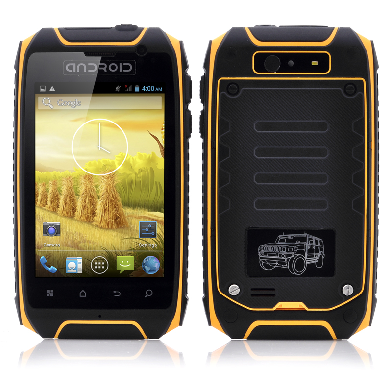M Ruggedized Android 4 2 Phone Comet Ii