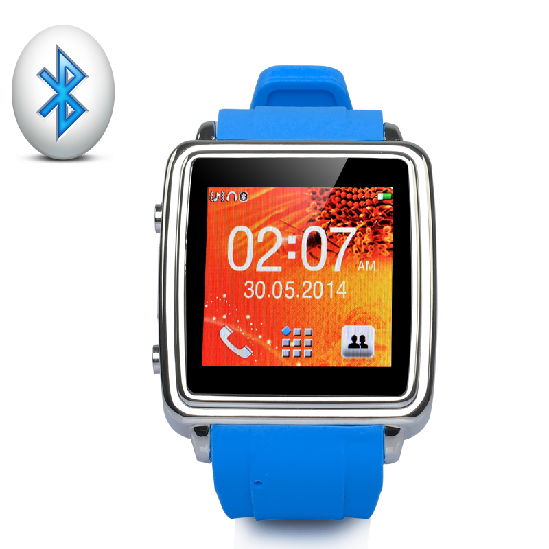 (M) Bluetooth Smartwatch - MiGo (Blue) (M)