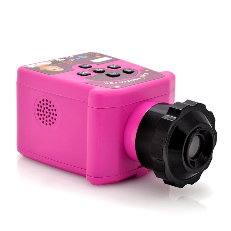 (M) Portable Projector For Kids w/ 5 Lumens (M)