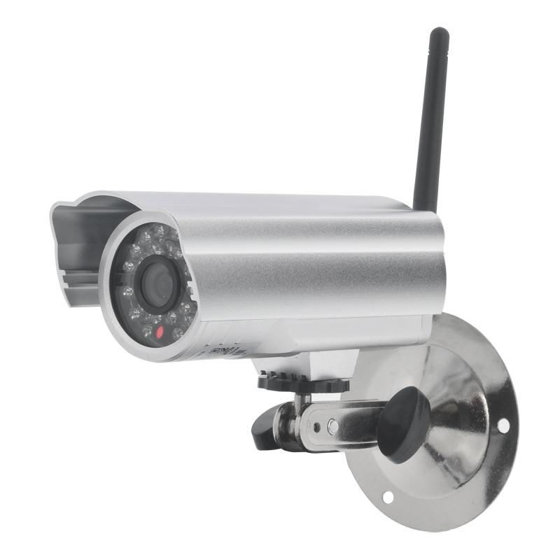 (M) Plug and Play Outdoor Gun IP Camera - Gunnie (M)