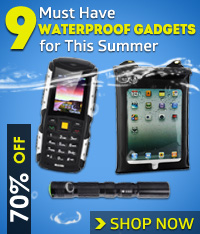 Waterproof Gadgets deals