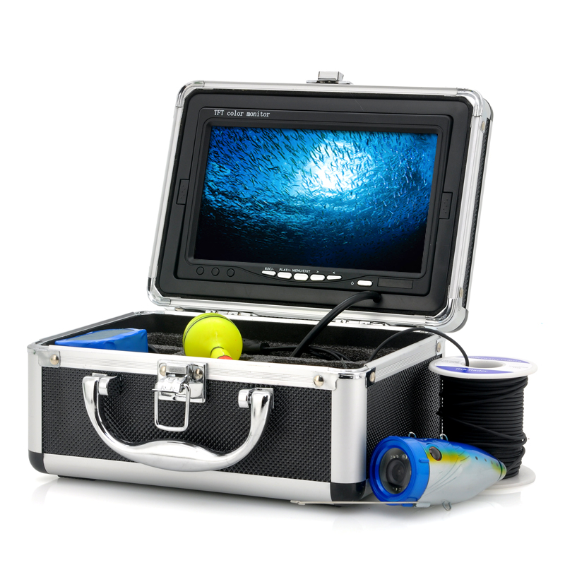 video Reco Underwater Fishing Camera With 7 Inch Monitor And Hard Carrying Case 3d Printer Consumables