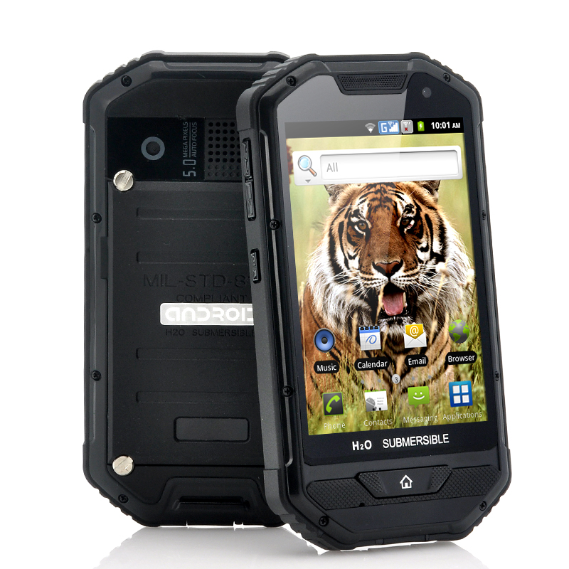 (M) Cheap Rugged Android Phone - Kolos II (M)