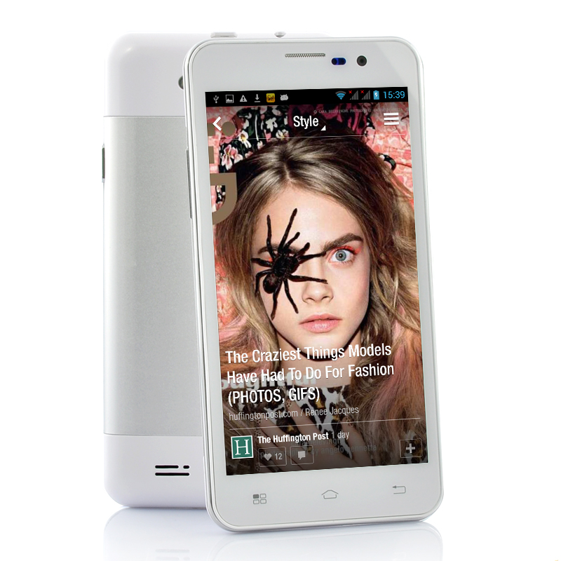 (M) 5 Inch Quad Core Phone - Anansi (W) (M)