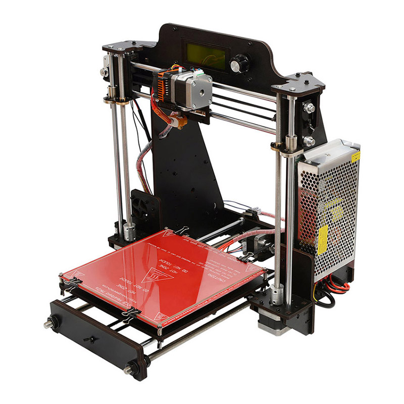 Geeetech I3 Pro 3D Printer - DIY Kit, Large Printing Volume, High Precision, Wide Filament Support