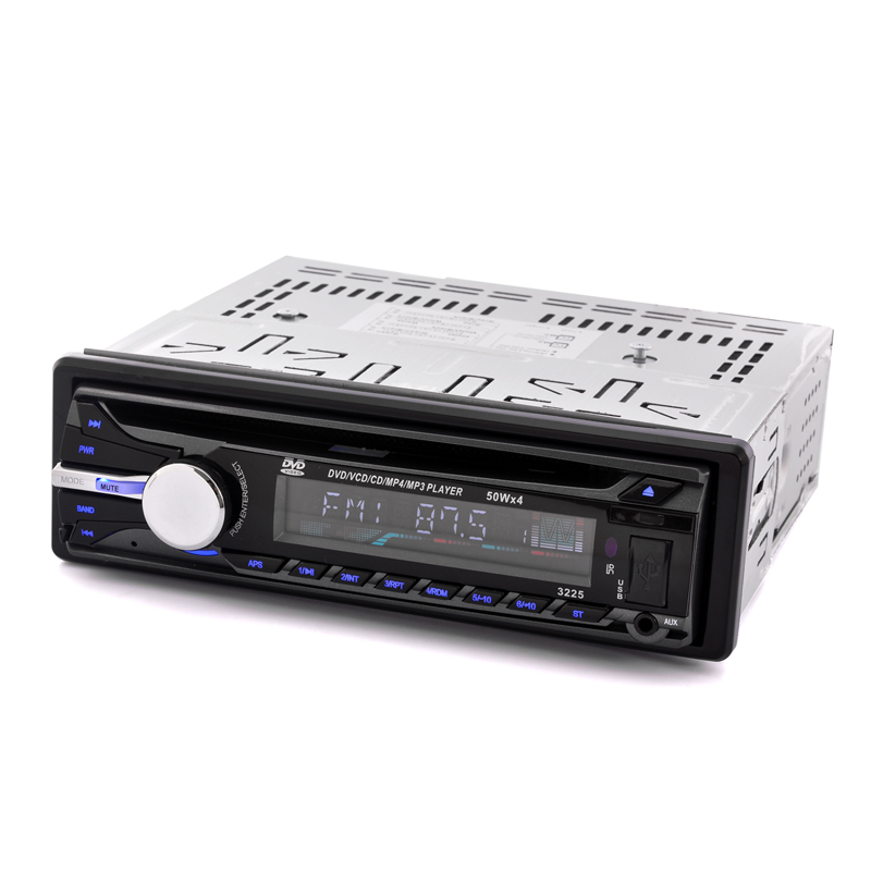 (M) 1 DIN Car DVD Player w/ FM+AM Radio - Cruiser (M)