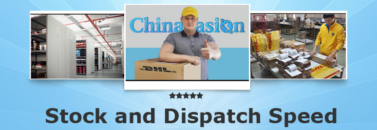 Stock and Dispatch Speed - Introduction To Chinavasion