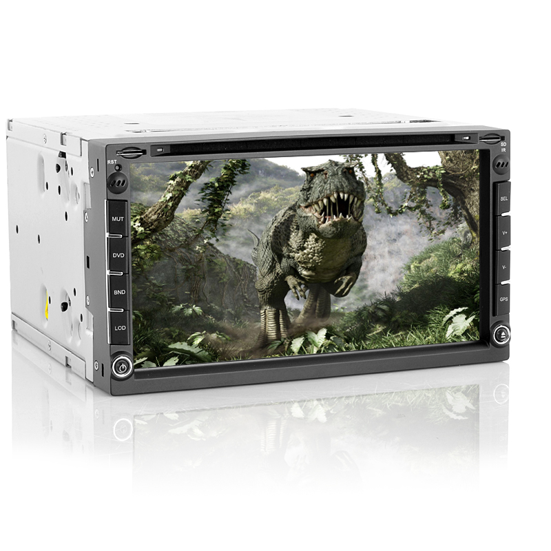 (M) Android Car DVD Player - Roadasaurus II (M)