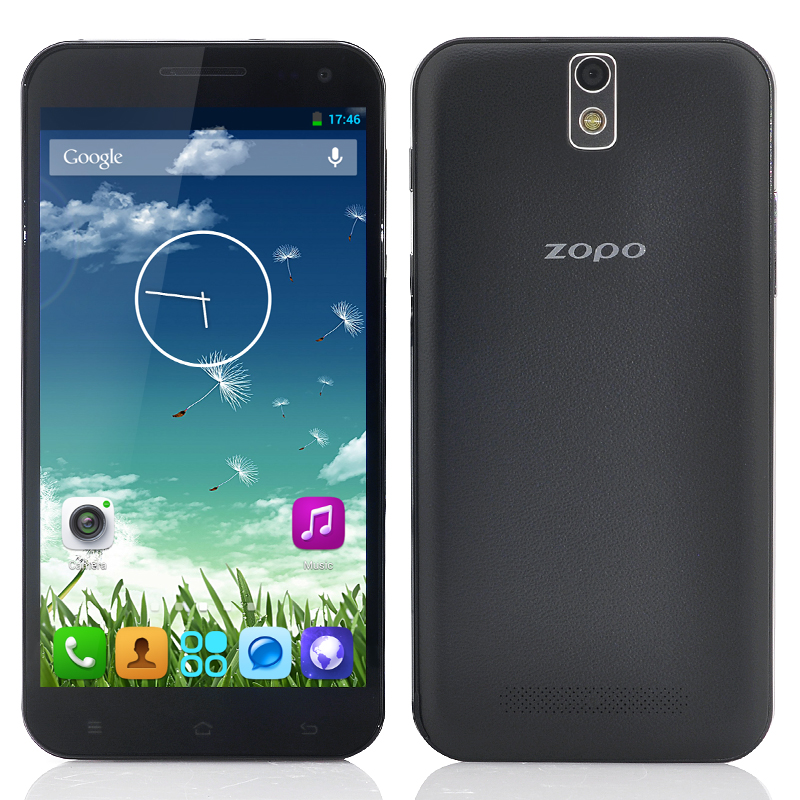 (M) ZOPO ZP998 Android Phone (Black) (M)