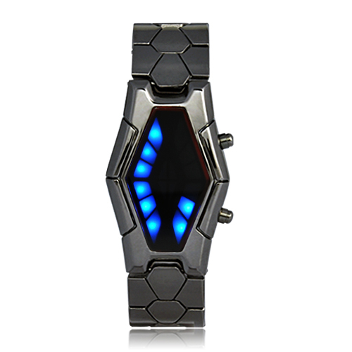 (M) Japanese Inspired LED Watch - Sauron (M)