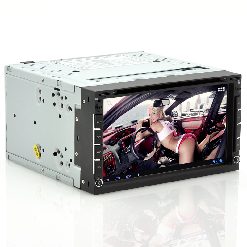 (M) Android Car DVB-T DVD Player - Roadoraptor II (M)